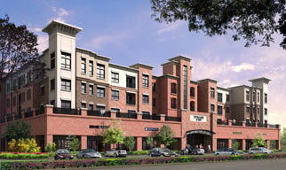 Domain at Kirby Houston, Texas - W2 Real Estate Partners