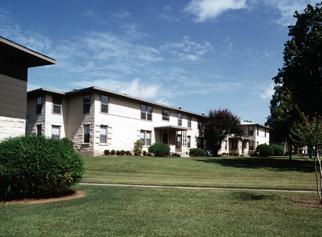 Sunset Ridge Apartments Exterior