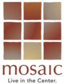 Mosaic at mueller